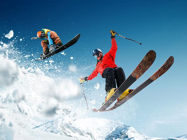 ski-de-differentes-formes